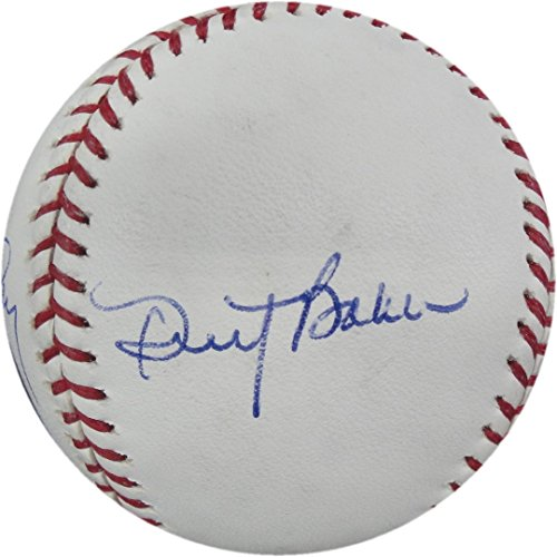 - Reggie Smith Ron Cey Dusty Baker Steve Garvey Autographed Dodgers 30HR Baseball