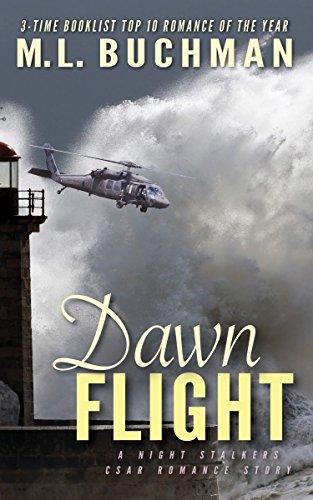 book cover of Dawn Flight