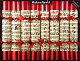 Robin Reed Classic Musical Concerto English Crackers with Whistles Inside