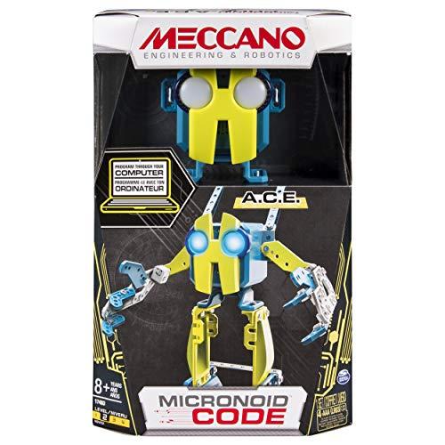 Meccano-Erector - Micronoid Code A.C.E. Programmable Robot Building Kit from Meccano