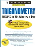 Trigonometry Success in 20 Minutes a Day, LearningExpress Staff, 1576855961