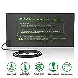 Seedling Heat Mat, NAMO-TEK Durable Waterproof Seed Germination Heating Mat, Warm Hydroponic Heating Pad 10' x 20.75' MET Standard
