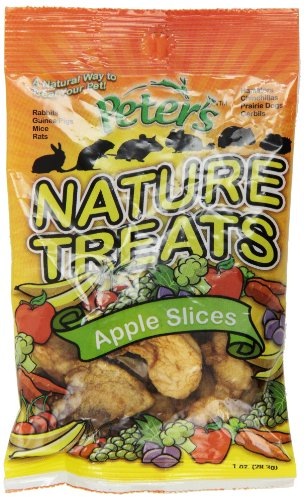 (Peter'S Nature Treats For Small Animals, Apple Slices, 1 Oz.)