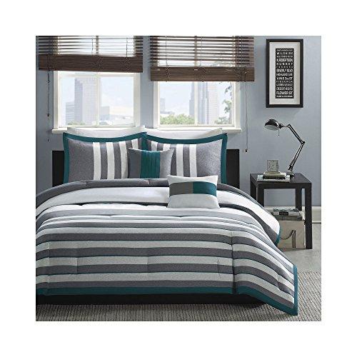 Home Essence Apartment Andre 4-Piece Comforter Set