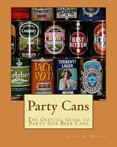 - Party Cans: The Official Guide to Party Size Beer Cans