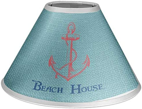 RNK Shops Chic Beach House Coolie Lamp Shade
