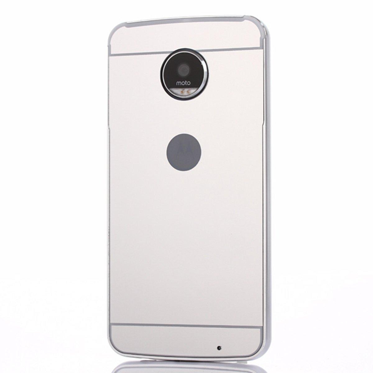 adorehouse Motorola Moto Z Play Funda, Estuche Metálico ...