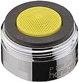 Hansgrohe 13085000 Set Quick Clean Mousseur M24x1 pour lavabos et bidets Chromé