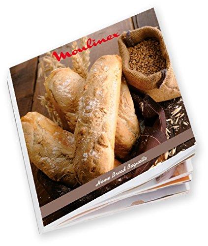 Moulinex OW6101 Home Bread Baguette Macchina del Pane con 16 Programmi Preimpostati, Capacità Extra fino a 1.5 kg,1650 W… 7