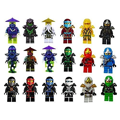 Ninjago Figures: Amazon.com