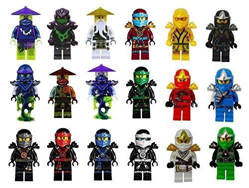 Ghost Ninja Golden Ninja 18pcs -