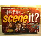 Harry Potter Scene It DVD Game With Bonus Images and Questions (2005 Edition) by Mattel
