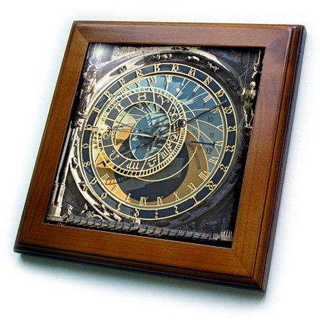 3dRose ft_81259_1 Astronomical Clock, Orloj, Prague, Czech Republic-EU06 - Astronomical Clock Prague