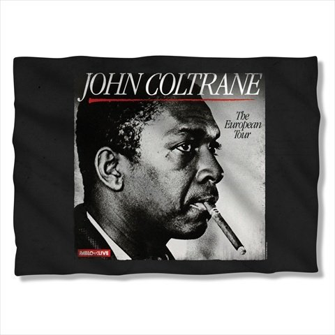 Concord Music John Coltrane Smoker Sublimation Pillow Case by Trevco