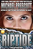 Front cover for the book Riptide by Michael Prescott