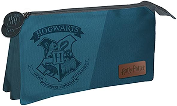 Portatodo Harry Potter Hogwarts Triple: Amazon.es: Juguetes y juegos