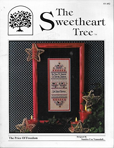 - PRICE OF FREEDOM Cross Stitch THE SWEETHEART TREE Leaflet