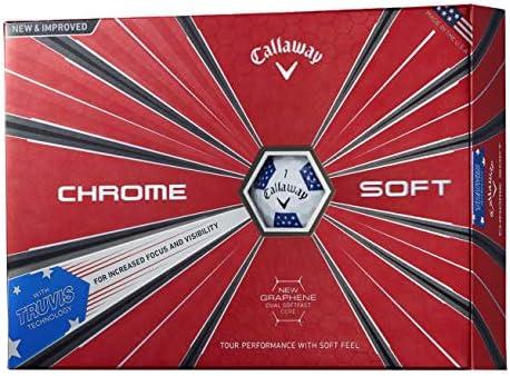 Callaway Golf Chrome Soft Balls product image