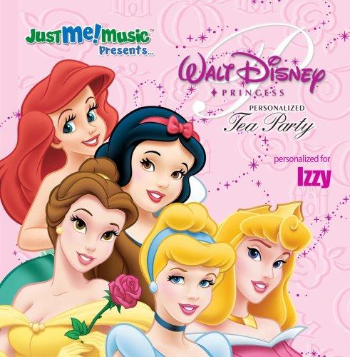 Disney Princess Tea Party: Izzy -