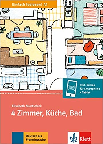 4 Zimmer Kuche Bad 9783126749190 Amazon Com Books