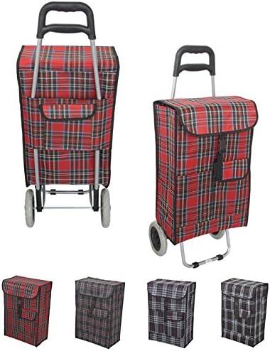 Chariot /à provisions pliable 40L chariot /à achats chariot /à achats chariot /à main chariot /à provisions avec sac /à provisions
