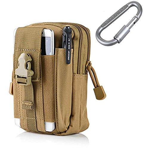 ZJtech Tactical Molle Pouch Compact EDC Tools Utility Gadget Pouch