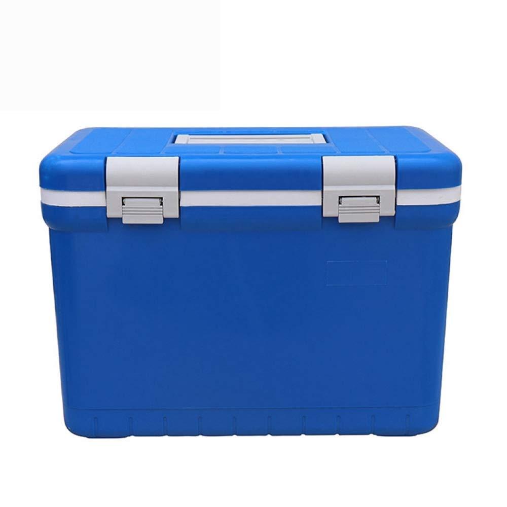 Ambiguity Kühlboxen,Wasserdichte Isolierung Box tragbaren Kühlschrank Outdoor-Isolierbox