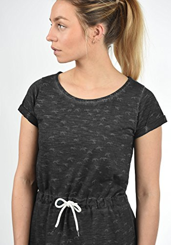 da Donna in Black Desires Birdy abito jersey 9000 gRqaWAzIFH