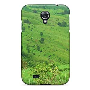 For Galaxy S4 Protector Case Natural Lawn On Sahyadri Phone Cover