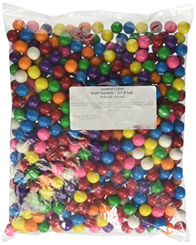 Ford Gumball (GumBalls Small Assorted 2.5 Pounds 608 pieces)