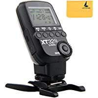 GODOX XT32N HSS 1/8000s 2.4G Wireless Power Control Flash Trigger for Nikon Cameras