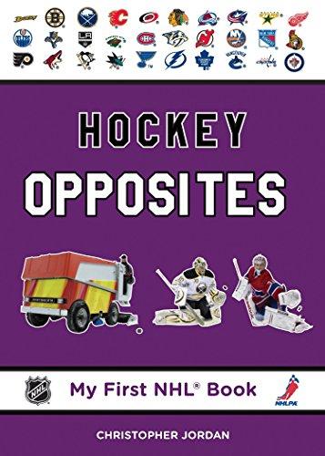 Hockey Opposites (My First NHL Book) ()