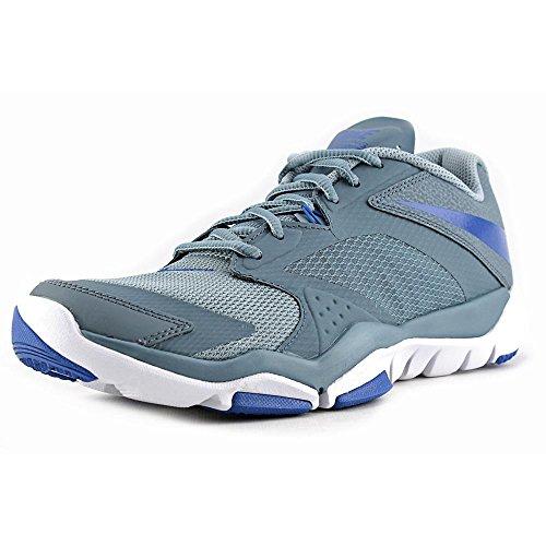Nike Men's Flex Supreme Tr 3 Training Shoe (13 D(M) US, DV GREY/GM RYL-BL GRPHT-WHITE) - Nike Flex Trainer 3 Men