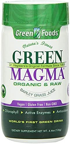 Green Foods Corporation, Green Magma, Barley Grass Juice, 500 mg, 2Pack 250 Tablets Each Green foods
