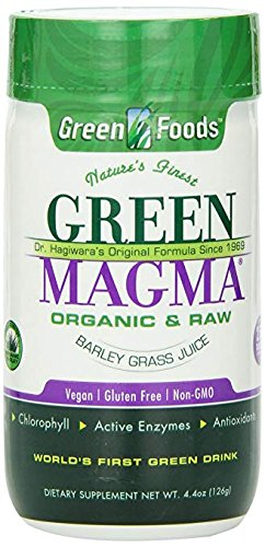 Green Foods Corporation, Green Magma, Barley Grass Juice, 500 mg, 3Packs (250 Tablets Each) Green foods