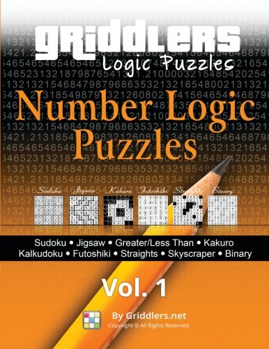 Griddlers - Number Logic Puzzles: Sudoku, Jigsaw, Greater/Less Than, Kakuro, Kalkuldoku, Futoshiki, Straights, Skyscraper, Binary (Activities For Greater Than And Less Than)