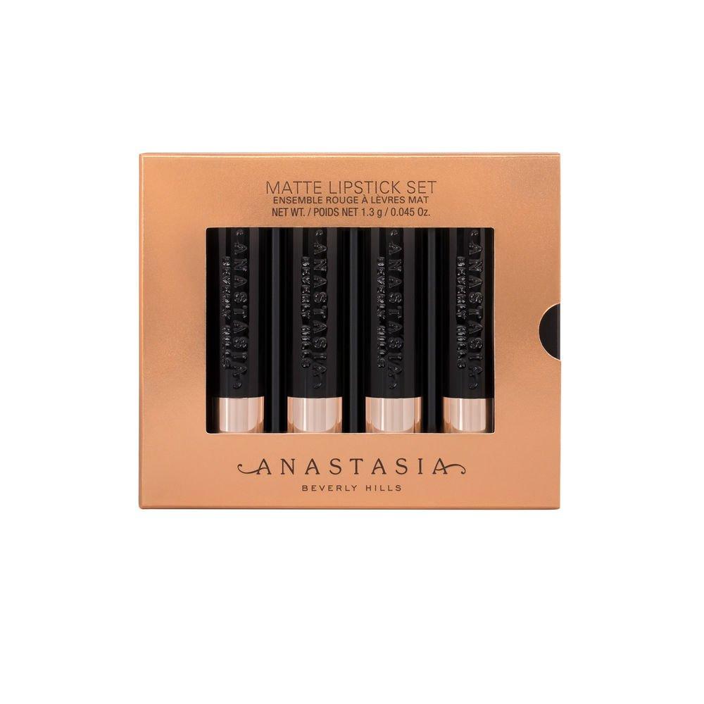 Anastasia Beverly Hills - Lip Set - Mini Matte Lipstick - 4 Piece Nudes Set by Anastasia Beverly Hills (Image #3)