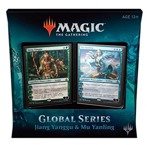 Series Double (Magic: the Gathering MTG Global Series Double Deck Jiang Yanggu & Mu Yanling - 120 cards)