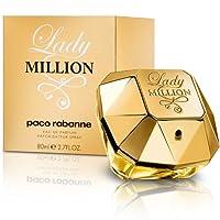 Paco Rabanne Lady Million Perfume 2.7.fl.oz.(80ml)