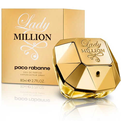- Paco Rabanne Lady Million Perfume 2.7.fl.oz.(80ml)