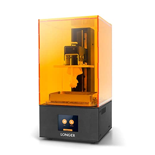 Amazon.com: Longer UV LCD 3D Printer Orange 10,SLA Resin 3D ...