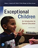 img - for Exceptional Children: An Introduction to Special Education Plus Revel -- Access Card Package (11th Edition) book / textbook / text book