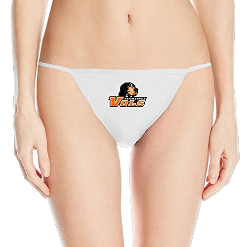 Price comparison product image LEE75S Tennessee Vols Girl Panty-Neutrals Cotton Volleyball Bikini