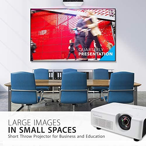 Viewsonic LS625W - Proyector (3200 lúmenes ANSI, 1280 x 800 Pixeles, 100000:1, DLP, 0,8: Amazon.es: Electrónica