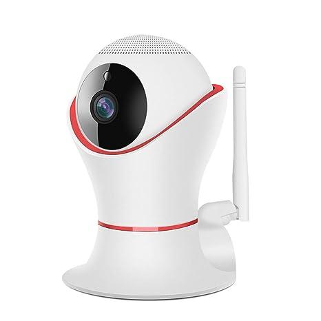 PETCUTE IP Cámara de Seguridad, cámara Web de vigilancia en Interiores CCTV, cámara WiFi