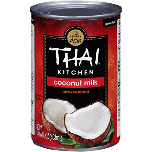 Thai Kitchen Coconut Milk, 13.66 fl oz (Case of 12)