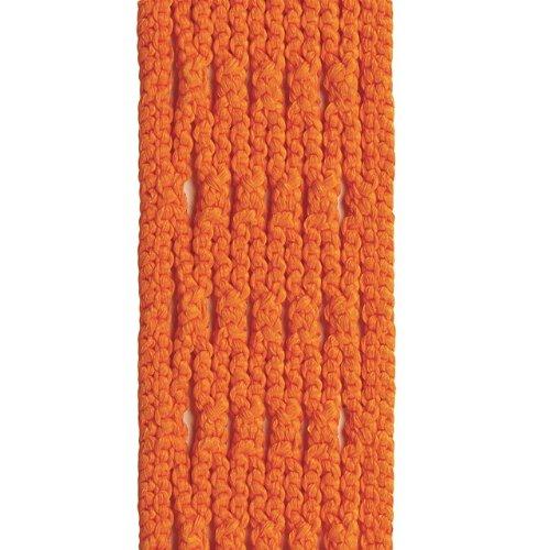 Warrior Colored 6 Diamond Mesh (One Size, Orange)