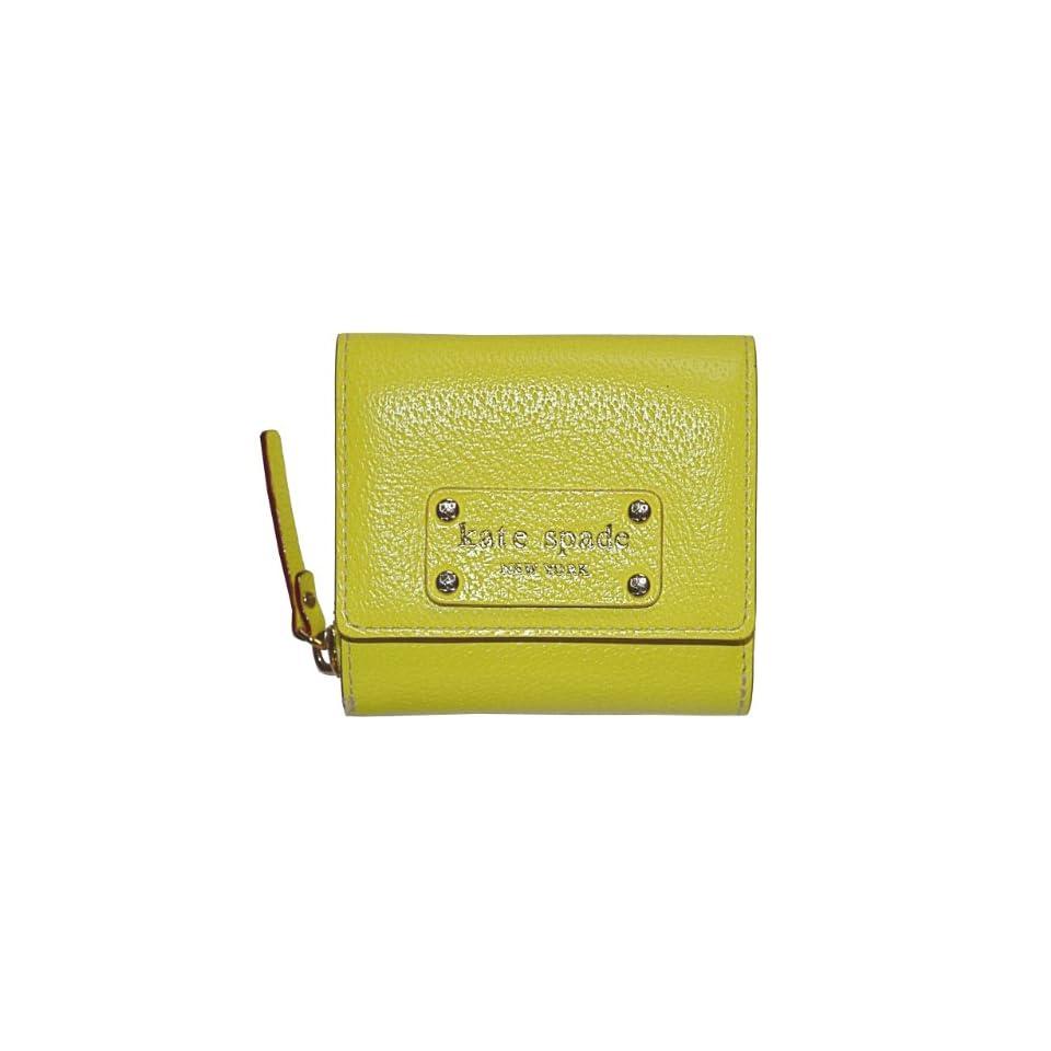 Kate Spade Boarskin Leather Natasha Wallet   Wellesley Collection