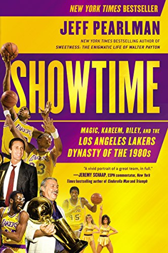 - Showtime: Magic, Kareem, Riley, and the Los Angeles Lakers Dynasty of the 1980s