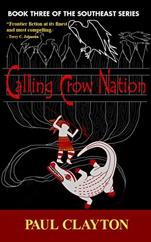 book cover of Calling Crow Nation